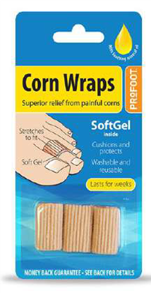 Picture of £3.05 PRO-FOOT CORN WRAPS (6)