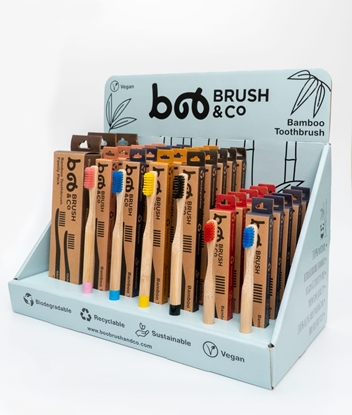 Picture of £2.99/£9.99 BAMBOO TOOTHBRUSH UNIT (33)