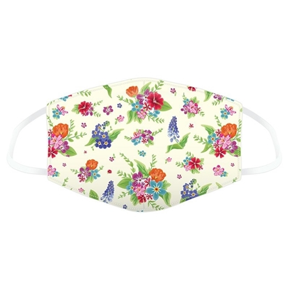 Picture of £2.49 FACE MASKS RE-USE ADULT BOTANIC(10