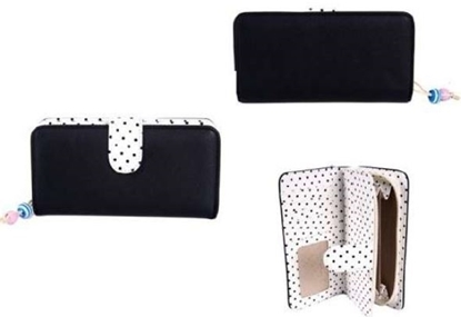 Picture of £8.99 LADIES RECTANGLE PURSES 3 ASST (3)