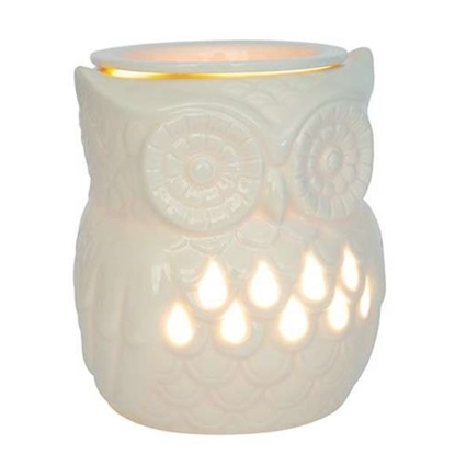 Picture of £12.99 OWL ELECTRIC WAX MELTER