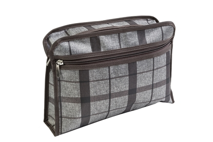 Picture of £5.99 GENTS GRAND PRIX TOILET BAG