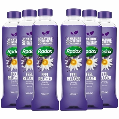 Picture of £1.49 RADOX 500ml BATH FEEL RELAXED