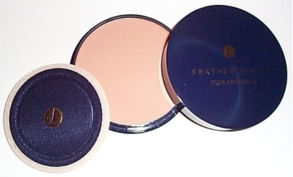 Picture of £3.99/2.99 FEATHER FINISH DEEP PEACH R/F