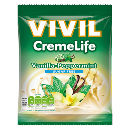 Picture of £1.50 VIVIL SUGAR FREE P.MINT SWEETS (12
