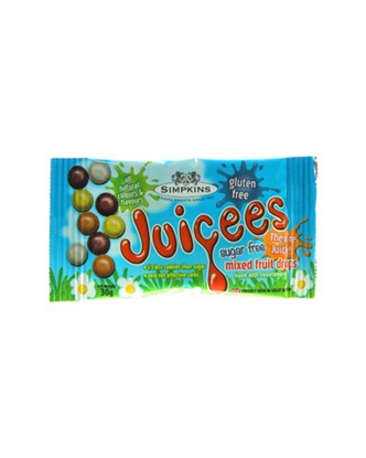 Picture of £0.75 JUICEES SUGAR FREE 30g SWEETS (18)