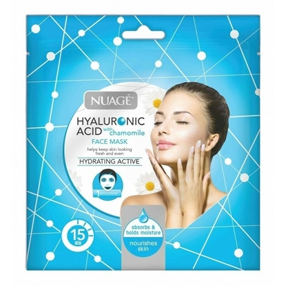 Picture of £1.00 HYALURONIC ACID FACE MASKS