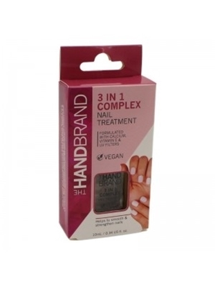 Picture of £1.99 HAND BRAND 3 IN 1 NAIL COMPLEX