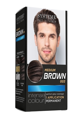 Picture of £1.00 MEN'S HAIR COLOUR MED BROWN