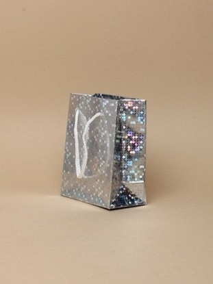 Picture of £0.39 X-SMALL HOLOGRAPHIC GIFT BAGS