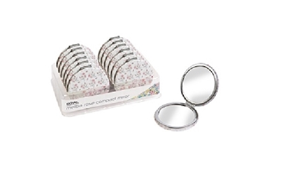 Picture of £1.99 COMPACT MIRROR MELBA ROSE (12)