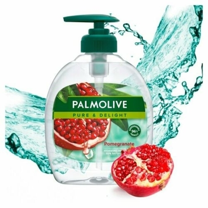 Picture of £1.29 PALMOLIVE PUMP HAND WASH 300ML (6)