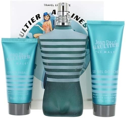Picture of £79.00/69.00 JPG LE MALE EDT 3 PIECE SET