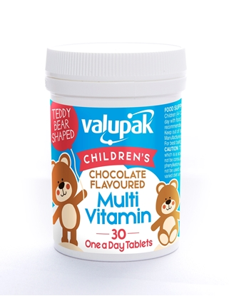 Picture of £2.49 VITAMINS KIDS MULTIVIT CHEWABLE