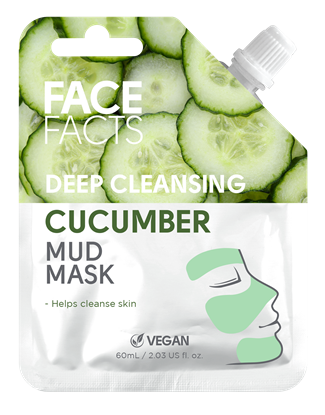 Picture of £1.00 CUCUMBER MUD MASKS 60ML