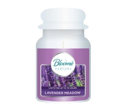Picture of £4.99 BLOOME CANDLE 18oz LAVENDER