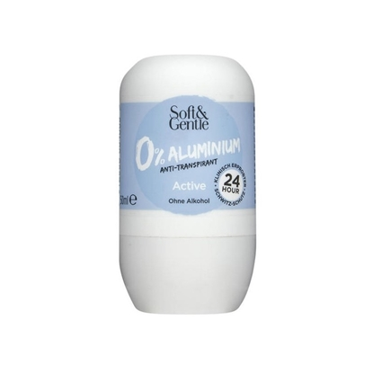 Picture of £1.00 SOFT & GENTLE 50ml ROLL ACTIVE