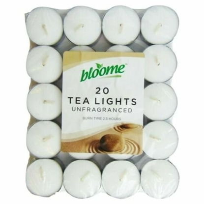 Picture of £1.00 TEALIGHT CANDLES