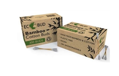 Picture of £1.00 BAMBOO COTTON BUDS 300's