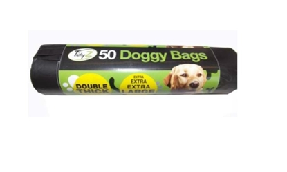 Picture of £1.00 HEAVY DUTY DOGGY BAGS 50s