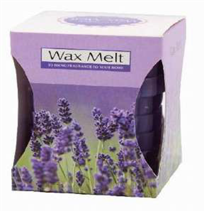 Picture of £0.50 SCENTED WAX MELTS LAVENDER