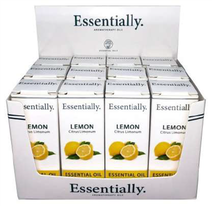 Picture of £1.99 PURE LEMON ESSENTIAL OIL