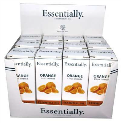 Picture of £1.99 PURE ORANGE ESSENTIAL OIL