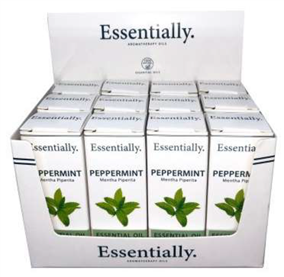 Picture of £1.99 PURE PEPPERMINT ESSENTIAL OIL