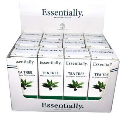Picture of £2.49 PURE TEA TREE ESSENTIAL OIL