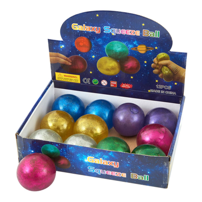 Picture of £1.00 GALAXY SQUEEZE BALLS
