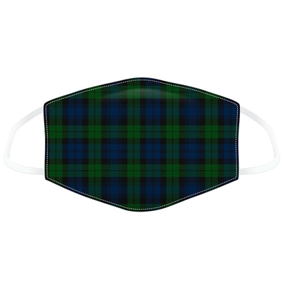 Picture of £2.49 FACE MASKS RE-USE ADULT TARTAN