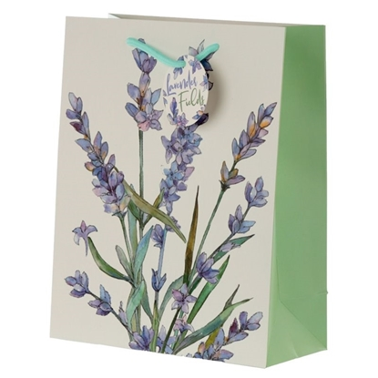 Picture of £0.99 LAVENDER GIFT BAG LGE