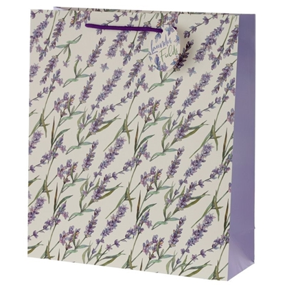 Picture of £1.29 LAVENDER GIFT BAG X-LGE