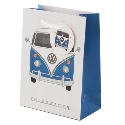 Picture of £0.79 VOLKSWAGAN VAN GIFT BAG MEDIUM
