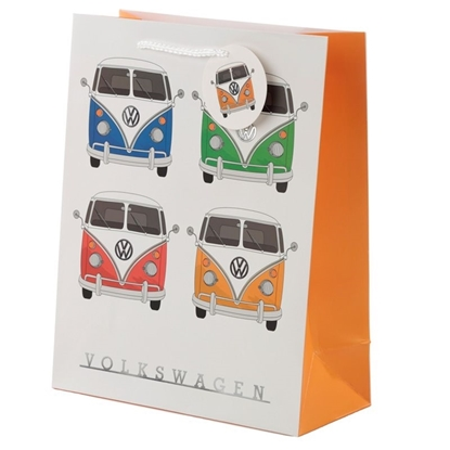 Picture of £0.99 VOLKSWAGAN VAN GIFT BAG LARGE