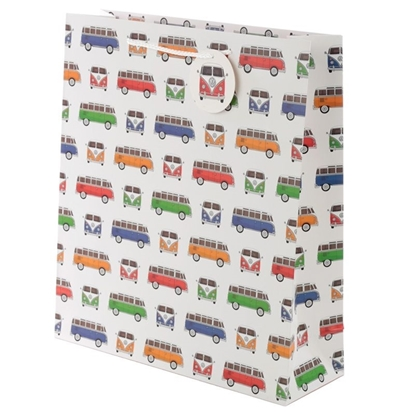 Picture of £1.29 VOLKSWAGAN VAN GIFT BAG X-LARGE