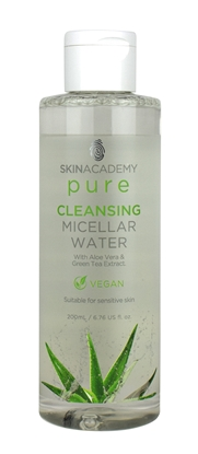 Picture of £1.00 SKIN ACADAMY 200ml MICELLAR WATER