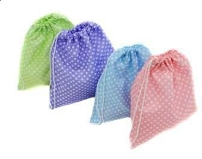Picture of £1.49 DAISY DRAWSTRING BAGS