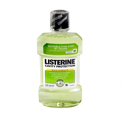 Picture of £1.49 LISTERINE 250ml MOUTHWASH CAVITY