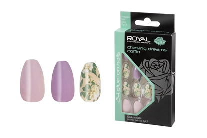 Picture of £2.99 ROYAL CHASING DREAMS NAILS