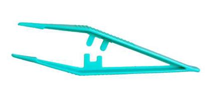 Picture of DISPENSARY TWEEZERS PLASTIC 12.5cm
