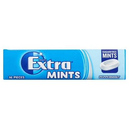 Picture of £0.50 WRIGLEYS PEPPERMINT MINTS