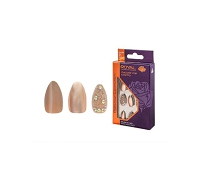 Picture of £3.99 ROYAL DAZZLE ME NAILS