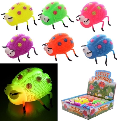 Picture of £0.99 LIGHT UP LADYBIRD TOYS
