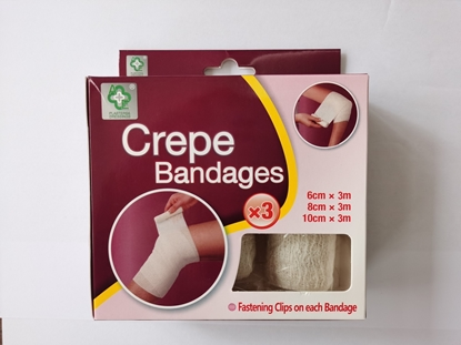 Picture of £1.79 CREPE BANDAGES 3s