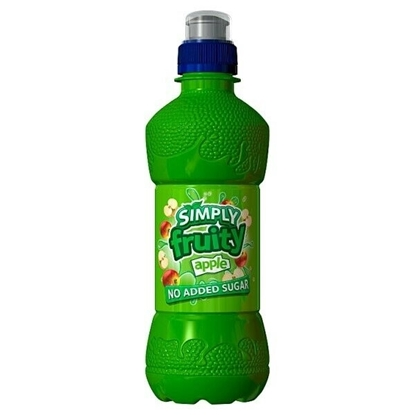Picture of £0.69 SIMPLY FRUITY 330ml APPLE