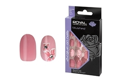 Picture of £2.99 ROYAL BLUSHED NAILS