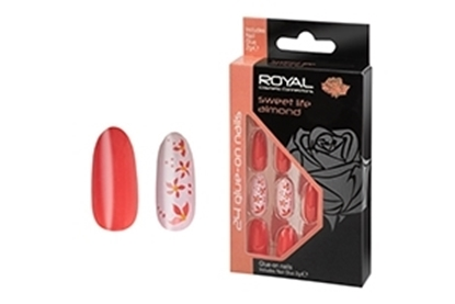 Picture of £2.99 ROYAL SWEET LIFE ALMOND NAILS