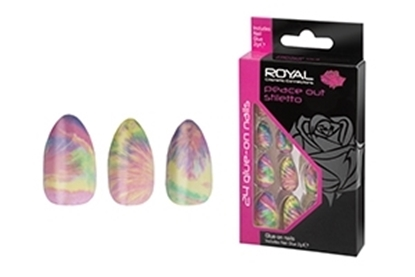 Picture of £2.99 ROYAL PEACE OUT NAILS