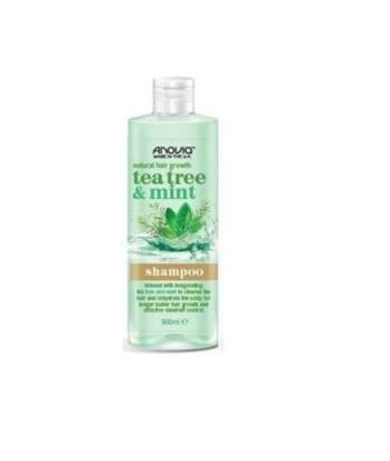 Picture of £1.00 ANOVIA TEA TREE MINT SHAMPOO